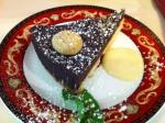 Citroen-chocoladetaart